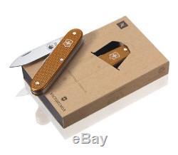 VICTORINOX SWISS ARMY Knife PIONEER Alox NESPRESSO LIVANTO LTD ED'17