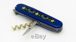 VICTORINOX Sammlermesser Michel Jordi, Schweizer Taschenmesser, swiss army knife