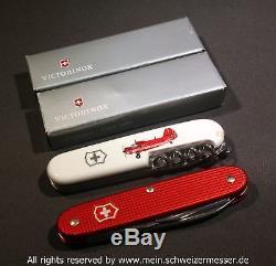 VICTORINOX Sammlermesser Set, Spartan + Pioneer, ANTONOV, SAK, swiss army knife