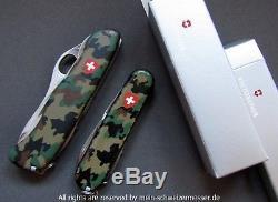 VICTORINOX Taschenmesser Set, Spartan + Forester Camouflage, swiss army knife
