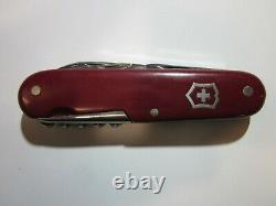 VICTORINOX VICTORIA 1940 Old Cross Swiss Army Knife Sackmesser Couteau Militaire