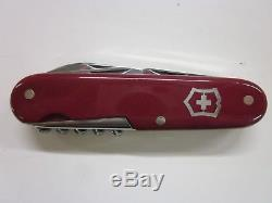 VICTORINOX VICTORIA Old cross Swiss Army Knife Sackmesser Couteau Militaire