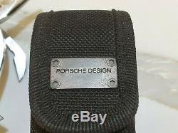 Very Rare Porsche Design 16686 Wenger Swiss Army Knife