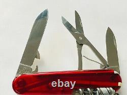 Very Rare Victorinox SwissFlame with Butane Lighter Swiss army knife