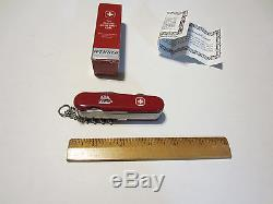Very Rare Wenger Swiss Army Knife Seafarer Or Windjammer New In Box