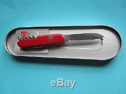 Victorinox 100 years Swiss Army Knife 1897-1997 Aninversary Edition Spartan