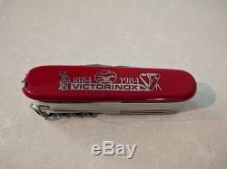 Victorinox 1884-1984 Commemorative Champion Swiss Army Knife newithunused
