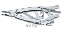 Victorinox 53800 Swisstool Spirit (Compact) Swiss Army Knife