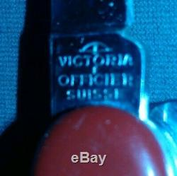Victorinox 84mm VICTORIA SM CLIMBER w BAIL Swiss Army Knife Collector Grade A