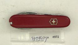 Victorinox Artisan Swiss Army knife- used, vintage, rare, excellent 1970s #4972