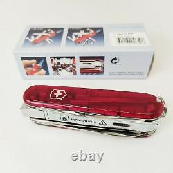 Victorinox CampFlame with Working Lighter Swiss Army Knife Very Rare New in Box