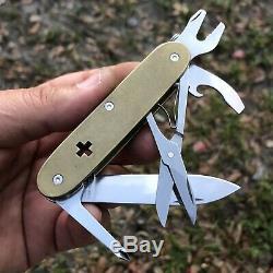 Victorinox Custom 93mm SAKMOD Swiss Army Knife EDC Customized Must see