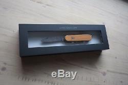 Victorinox Damast Edition 2014 Nr. 1748, unbenutzt, Swiss Army Knife