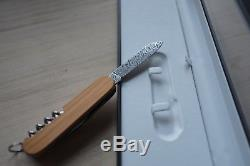 Victorinox Damast Edition 2014 Nr. 1776, unbenutzt, Swiss Army Knife
