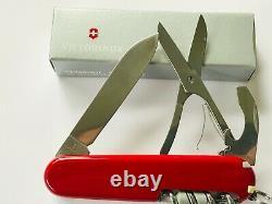 Victorinox Early Golfer 91mm Swiss Army Knife Rare Vintage