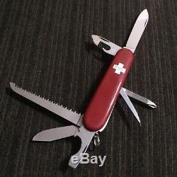 Victorinox Hiker NATIONAL SKI PATROL Victoria Swiss Army Knive 60s Rare Knife