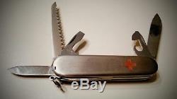 Victorinox Hiker Titanium Scales Swiss Army Knife