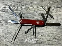 Victorinox Huntsman Armee Suise Victoria Swiss Army Knife with long file