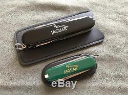 Victorinox Jaguar Swiss Army Knife Lot Must See Very Rare 90's