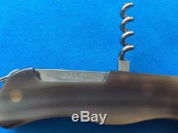 Victorinox Kasemesser Cheese Knife Swiss Army Knife. Horn Scales Limited Edition