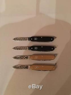 Victorinox Limited South Africa Run Set, Alox, Swiss Army Knife