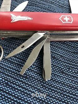 Victorinox Master Craftsman Space Shuttle Astronaut Swiss Army Knife
