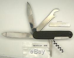 Victorinox Mauser Swiss Army Knife New In Original Box 5085