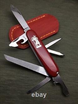 Victorinox Motorist Elinox St. Christopher SAK (8134ma) Swiss Army Knife 91mm