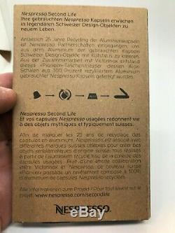Victorinox Nespresso Alox Pioneer 2016 Arpeggio purple edition Swiss Army Knife