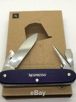 Victorinox Nespresso Arpeggio Series 1 Swiss Army Knife Limited Edition