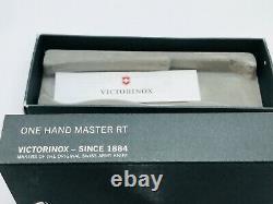 Victorinox OH Master RT 2010 Road Tour Limited SWISS ARMY KNIFE NIB 111MM