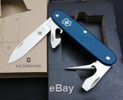 Victorinox Pioneer Dharkan Alox Swiss Army Knife 2018