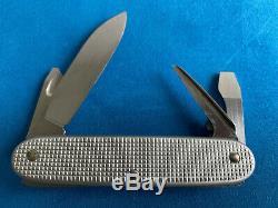 Victorinox Pioneer Alox SAP Old Cross Swiss Army Knife