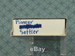 Victorinox Pioneer Settler Old Cross Red Alox Swiss Army Knife