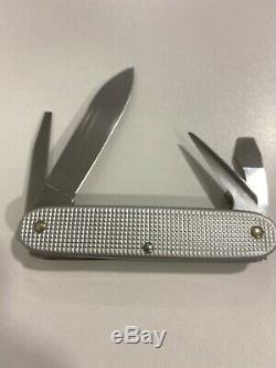 Victorinox Pioneer Technician Alox Old Cross Swiss Army Knife. Great shape. Rare