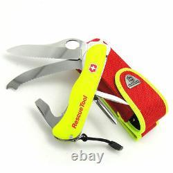 Victorinox Rescue Tool Swiss Army Pocket Knife Rescuetool 53900 0.8623. Mwn