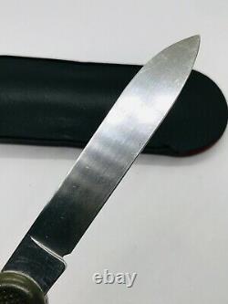 Victorinox Safari Trooper CIVILIAN 108 mm Official Swiss army Knife DAK Olive