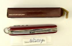 Victorinox Scientist Swiss Army knife- rare, retired, new boxed NIB #7430