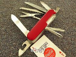 Victorinox Space Shuttle Swiss Army Knife-EXCELLENT Near Mint Condition