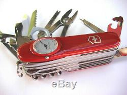 Victorinox SuperTimer Swiss Army Knife Discontinued Model New Old Stock