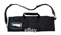 Victorinox Swiss Army 46150 7-Piece Fibrox Culinary Kit 6-Knives & Roll Case