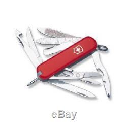 Victorinox-Swiss Army 53973 MiniChamp Pocket Knife