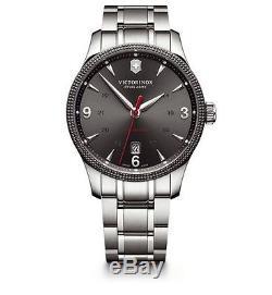 Victorinox Swiss Army Alliance 40mm Watch & Knife Men's Watch 241714.1