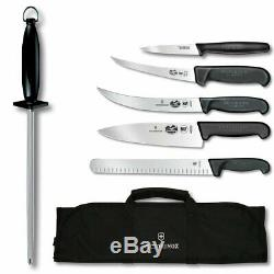 Victorinox Swiss Army Cutlery Fibrox Pro Ultimate Competition BBQ Set Knife R
