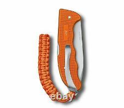 Victorinox Swiss Army Hunter Pro Alox Pocket Knife Limited Ed 2021, Tiger Orange