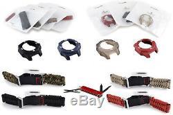 Victorinox Swiss Army I. N. O. X Accessories Bumper Paracord Bracelet Diver Strap