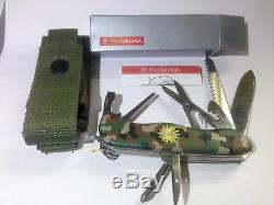 Victorinox Swiss Army Knife ATM Limited Edition Rare Vintage NOS (SATRIA)