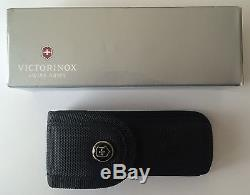 Victorinox Swiss Army Knife, Authentic Swisstool RS With Pouch 53935, New In Box