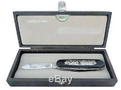 Victorinox Swiss Army Knife Battle Series Laupen LE 91mm 13 functions 1.1984.1