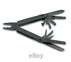 Victorinox Swiss Army Knife Black Swisstool BS